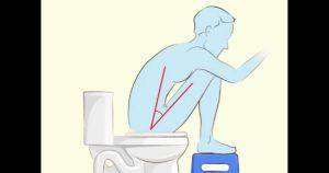 Часто хождение в туалет, после того как ложусь спать.