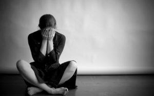 депрессия, апатия, беспричинные слезы