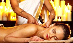 Спа массаж