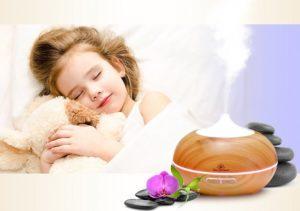 Ароматерапия для новорожденных