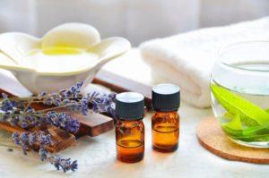 Полоскания, промывания, спринцевания эфирными маслами