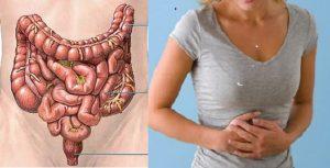 Симптомы болезни - боли в кишечнике