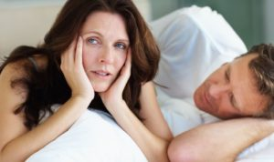Пропадает сексуальное влечение к жене