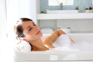 задыхаюсь когда принимаю ванную