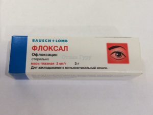 Применение капель для глаз и глазной мази