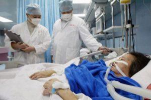 скоропостижная смерть от пневмонии