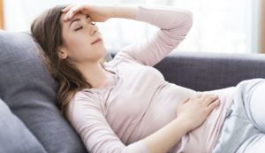 Симптомы болезни - боли в критические дни