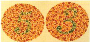 Исследование цветоощущения (цветометрия)