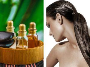 Эфирные масла для жирных волос