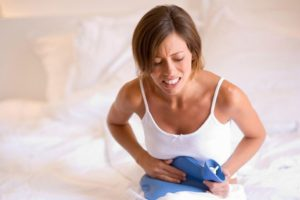Симптомы болезни - боли при менструации