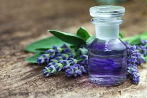 Лавандин, как лечебный аромат