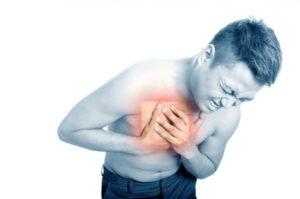 Боли в груди,задыхаюсь во время сна.