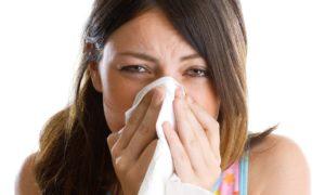 Задыхаюсь при простуде