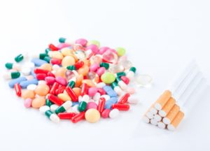 Курение и антидепрессанты