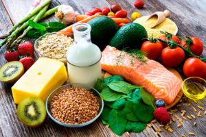 Питательные вещества, необходимые для здоровой кожи