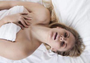 Дезадаптивная маструбация, нет оргазма