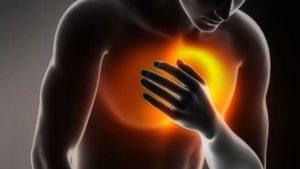 Заложенность в грудной клетке
