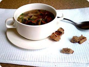 Суп из почек
