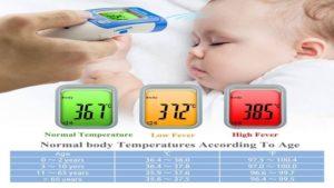 температура у 3-х месячного ребёнка