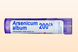 Arsenicum album (Мышьяк белый)