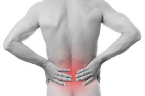 Симптомы болезни - боли внизу спины