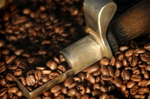 Coffea cruda (Кофе, сырые кофейные зерна)
