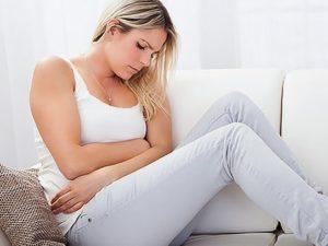Симптомы болезни - боли в середине цикла
