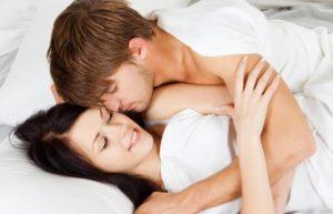 Первый секс, оба девственники,недостаточная эрекция