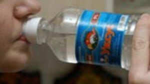 Ребенок выпил уксус 9%