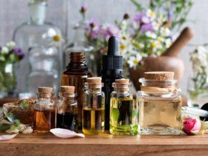 Несущие/основные эфирные масла