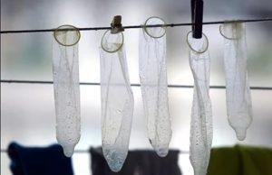 Пересыхает презерватив