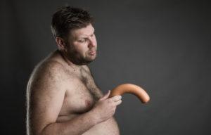 слабый пенис