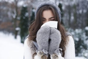 Зимние аллергии