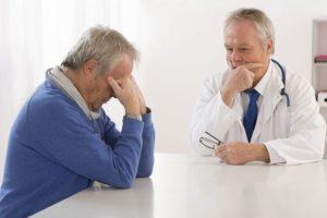 Хронические заболевания и депрессия