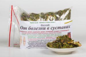 Травяные сборы при радикулите