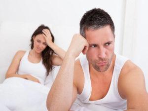проблема с половой жизнью