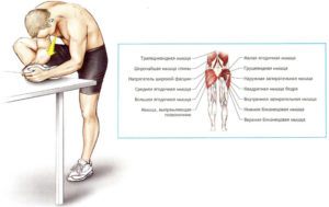 Боль в ноге после растяжки