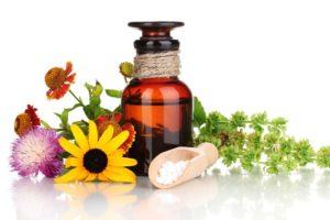 Лекарственные растения и гомеопатия