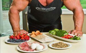 Питание для набора мышечной массы: Диета углеводного чередования