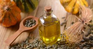 Эфирное масло семян тыквы