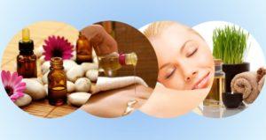 Компрессы и аппликации в ароматерапии