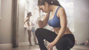после занятий фитнеса болит сердце