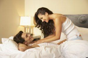 Как раскрепостить мужа