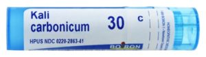 Kali carbonicum (Калий углекислый (поташ)