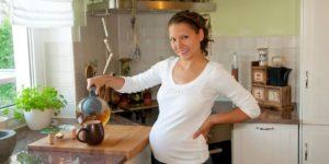 Фитотерапия во время беременности