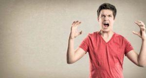 Вспышки ярости у мужа