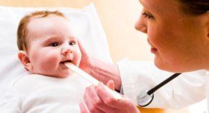 кашель у ребёнка третий месяц