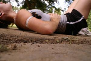 Боли в правом боку после тренировки