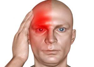 Сильное сдавливание внутри головы, ощущение шевеления в голове