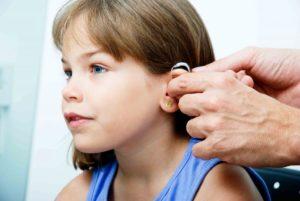 Симптомы болезни - нарушения слуха у ребенка